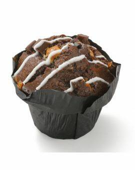 Muffin Chunky chocolate Bakker Bart